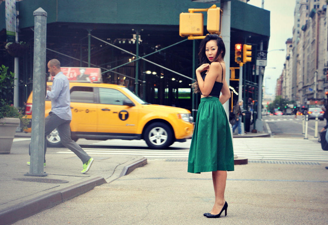 Image of Amy Chan in NYC, used on blog about dating problems