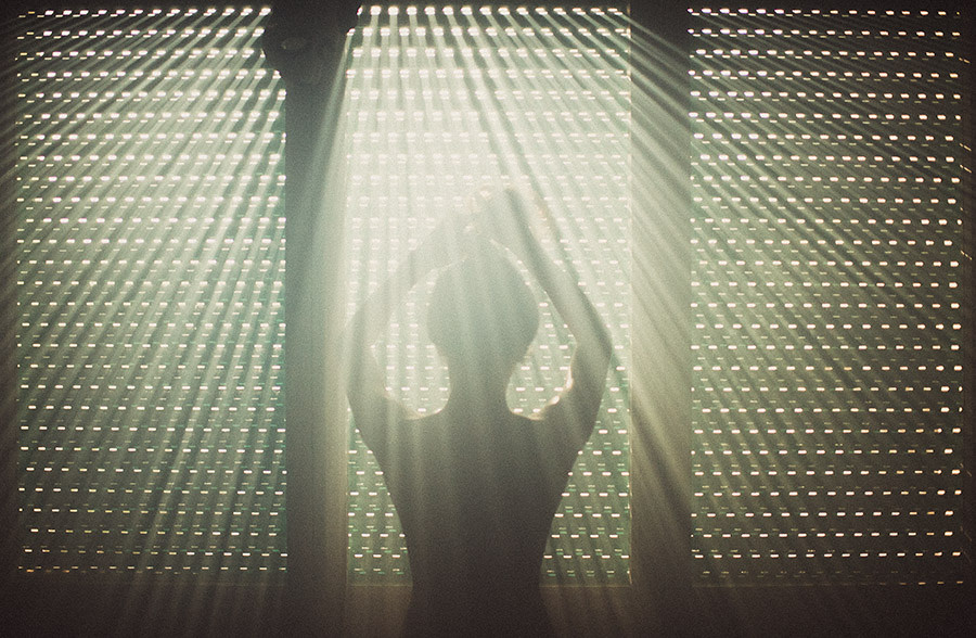 Woman in love by Ibai Acevedo