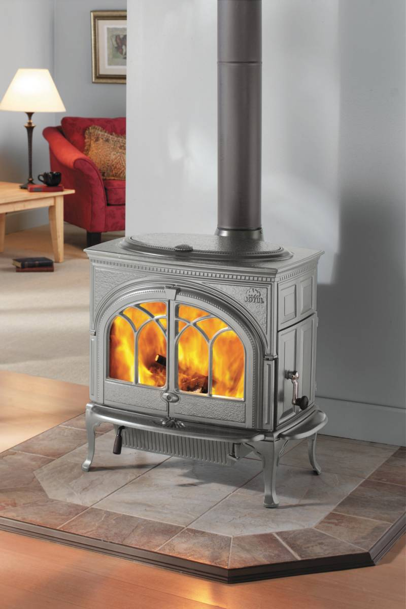 Jotul F 600 Firelight CB  Fireplace Products  Hearth  Home