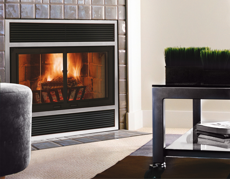 Valcourt Fireplaces in Calgary