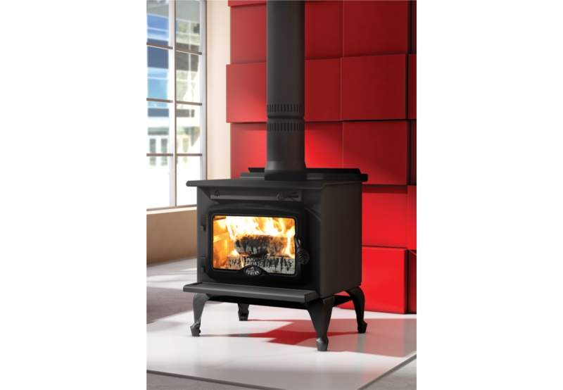 Osburn 900 Wood Stove  Fireplace Products  Hearth  Home