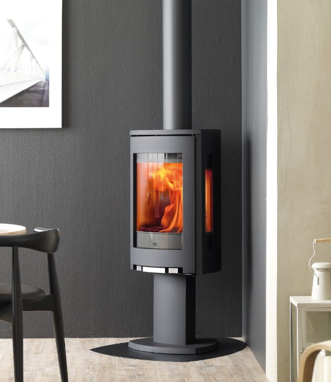 Gas Fireplace Types Jotul F370 Wood Stove - Fireplace Products - Hearth & Home