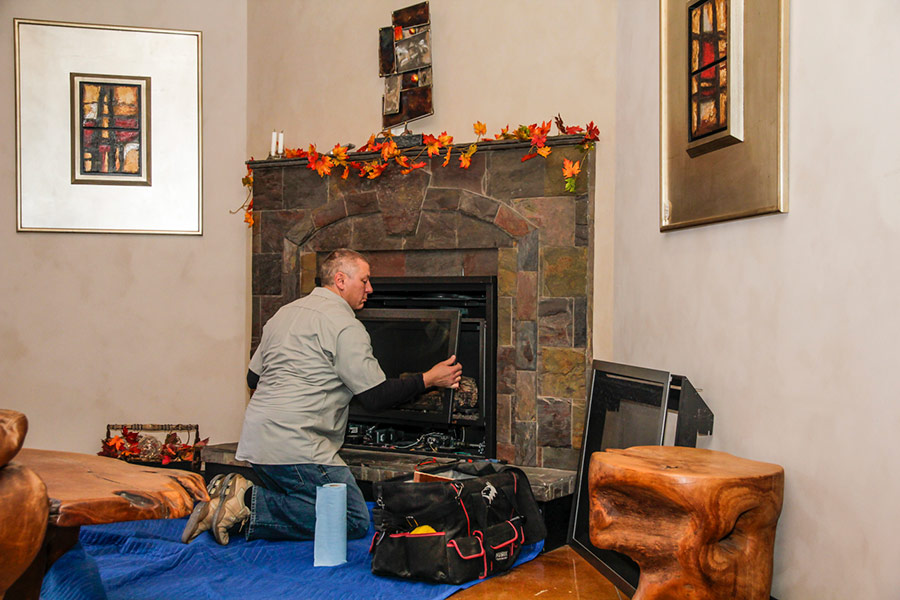 Fireplace Service in Calgary Fireplace Maintenance  HH