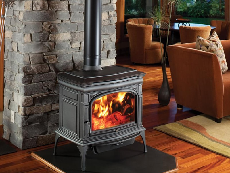 Large Electric Fireplace Stove Freestanding Wood-burning Stoves | Hearth And Home