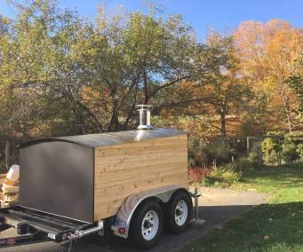 Simple Church Mobile Bread Oven