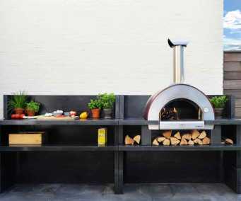 5 minute outdoor kitchen