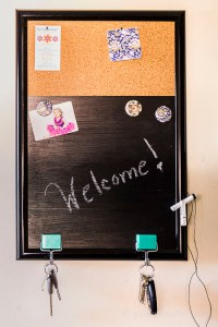DIY Easy Message Board