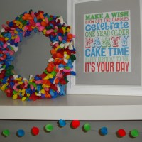 Birthday Bonanza: Giant Balloons and Tassel DIY