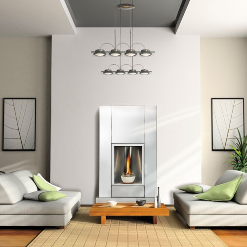Tureen napoleon gas fireplace insert