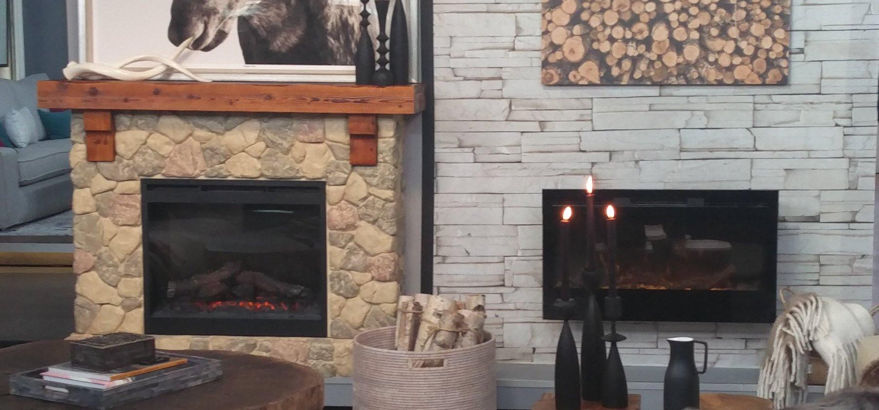 CityLine Hearth Manor Fireplaces