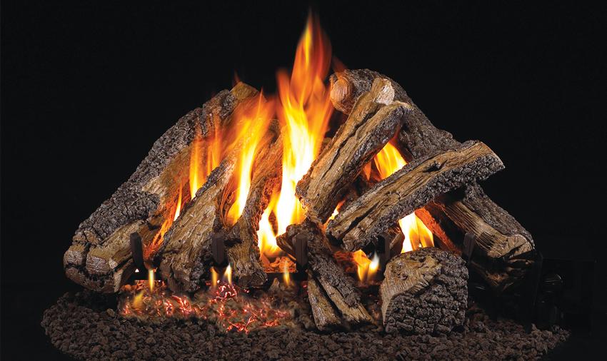 fireplace gas logs