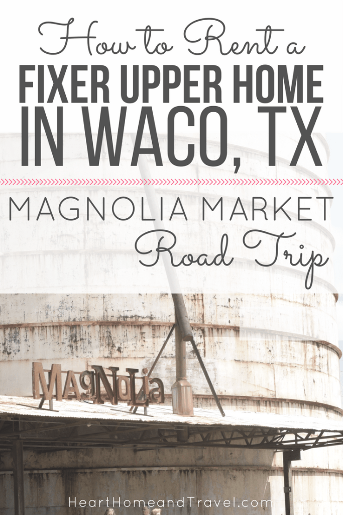 How to Rent a Fixer Upper Home in Waco, TX