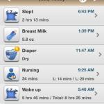 Baby Log App