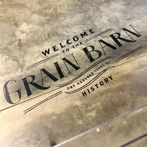 Grain Barn