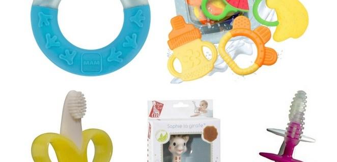 5 Best Baby Teethers