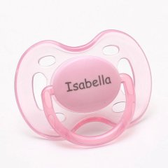 Personlized pacifier personalized baby gift