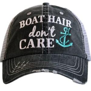 405d3b5d3a23b Boat hair don t care trucker hat