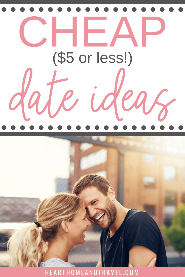 Are you looking for some cheap date ideas?  Check out this list full of simple and fun date night ideas for married couples on a budget! #cheapdateideas #cheapdatenight #marriedcouples