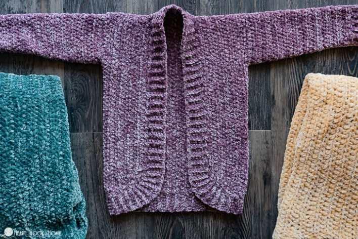 Velvet Yarn Crochet Patterns - Crochet For You | 472x708