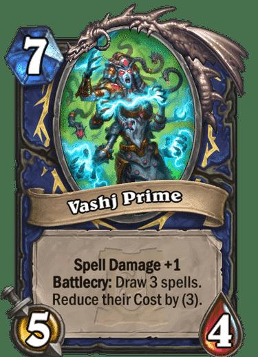 Vashj Prime HQ