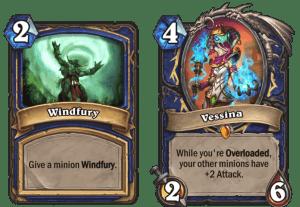 Windfury + Vessina