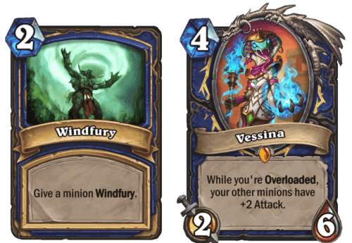 Windfury + Vessina