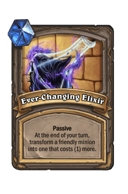 Ever-Changing Elixir