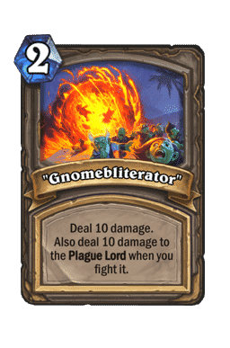 Gnomebliterator