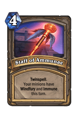 Staff of Ammunae