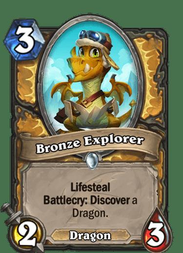 HQ Bronze Explorer