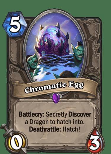 HQ Chromatic Egg