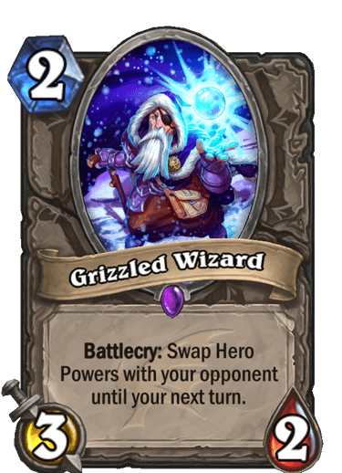 HQ Grizzled Wizard