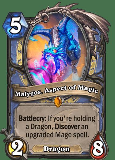 Malygos, Aspect of Magic
