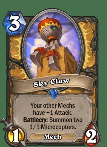HQ Sky Claw