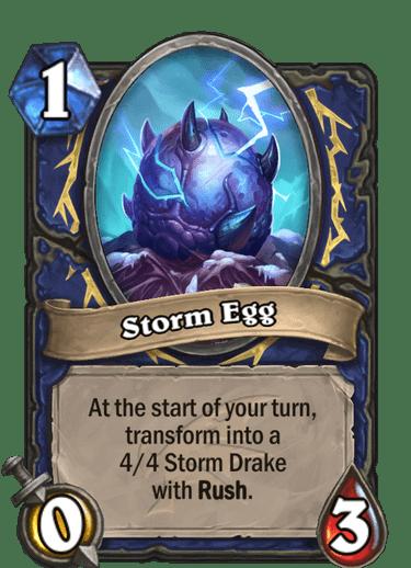 HQ Storm Egg