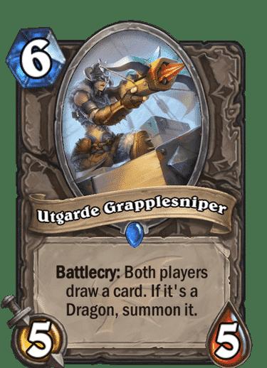 HQ Utgarde Grapplesniper