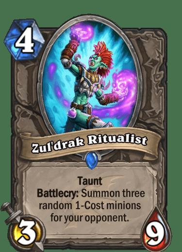 HQ Zul'Drak Ritualist