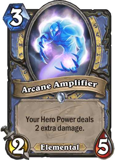 HQ Arcane Amplifier