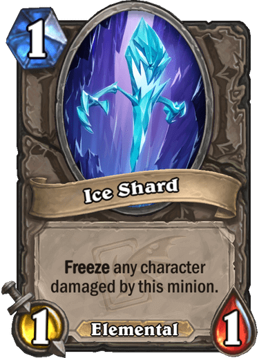 HQ Ice Shard