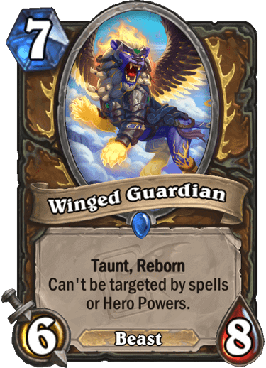 HQ Winged Guardian