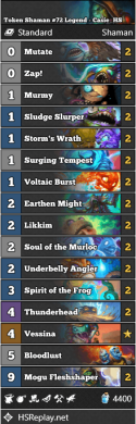 Token Shaman #72 Legend - Casie_HS