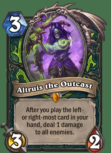 Altruis the Outcast HQ