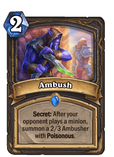 Ambush HQ