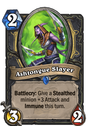 Ashtongue Slayer HQ
