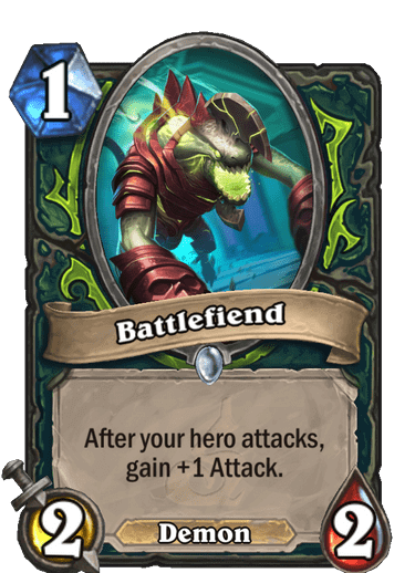 Battlefiend HQ