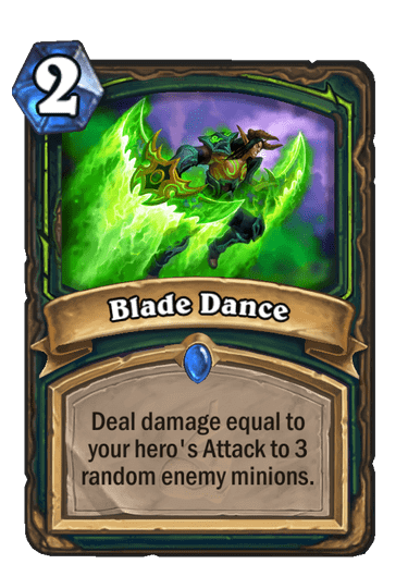 Blade Dance HQ