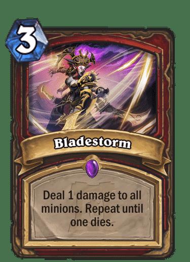 Bladestorm HQ