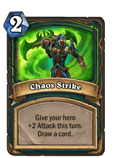 Chaos Strike HQ