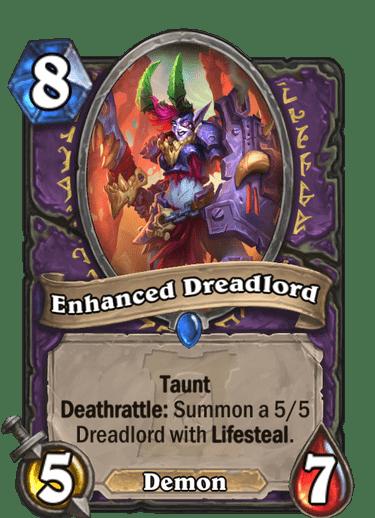 Enhanced Dreadlord HQ
