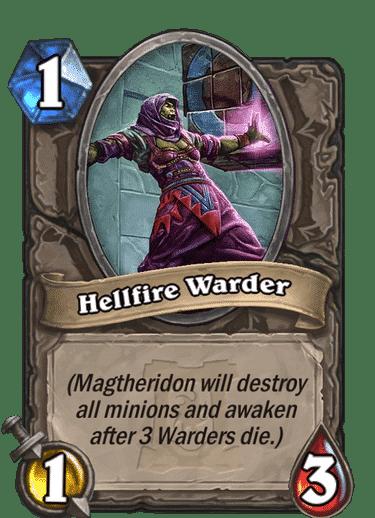 Hellfire Warder HQ